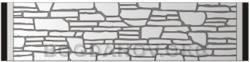 Плита бетонного забора Д1