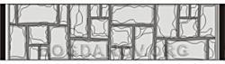Плита бетонного забора Д5