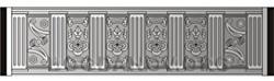 Плита бетонного забора Р1