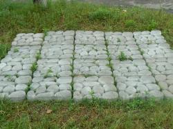 Травница из бетона